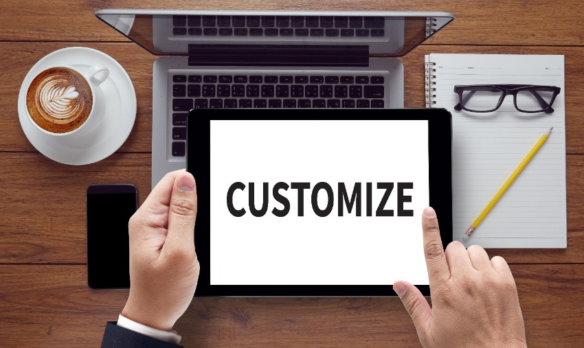 How To Design A Custom Page