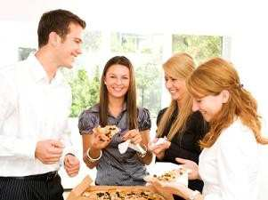 Recession Proof Your Career - Eat Lunch With Co-Workers